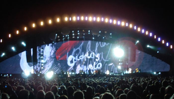 Coldplay 2009