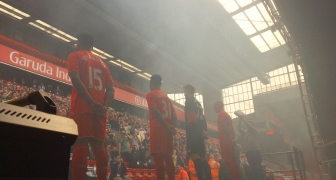 Liverpool FC - New Balance Kit Launch